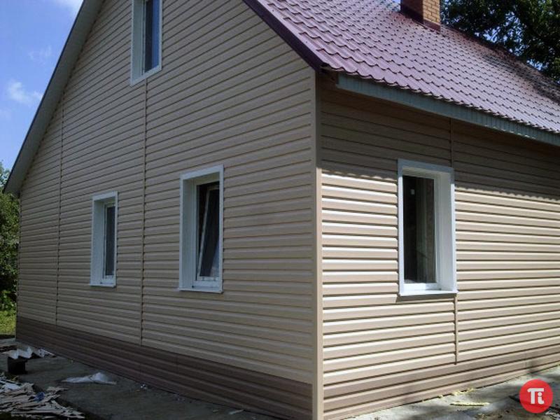 Чем облицевать каркасный дом снаружи