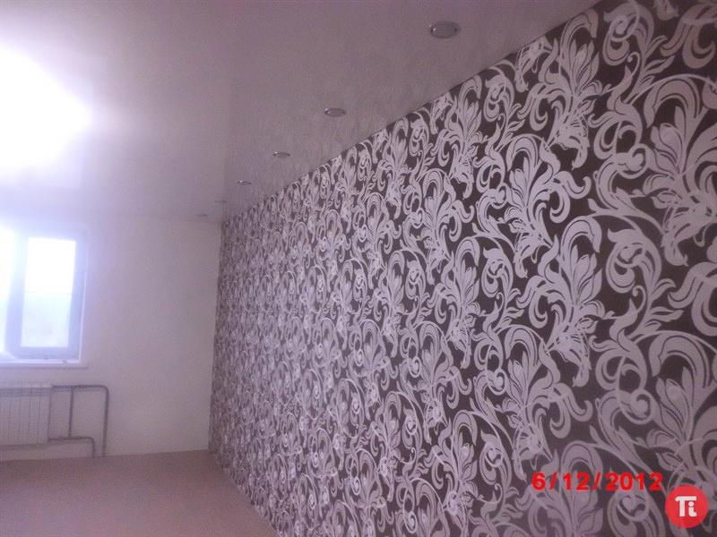 виды обоев на стену: