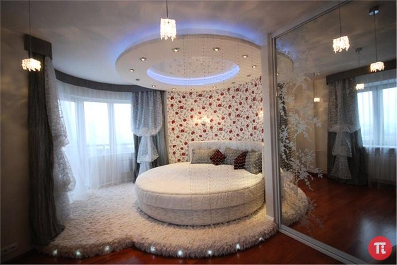 Красивый ремонт в комнате фото
