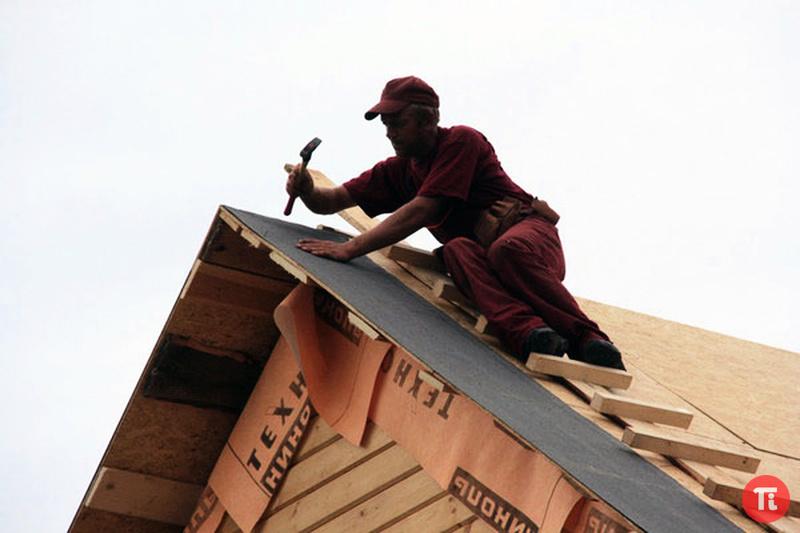 Как сделать край крыши 593
