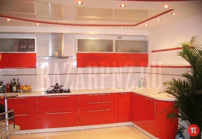 Кухни. Изготовление нестандартной корпусной мебели