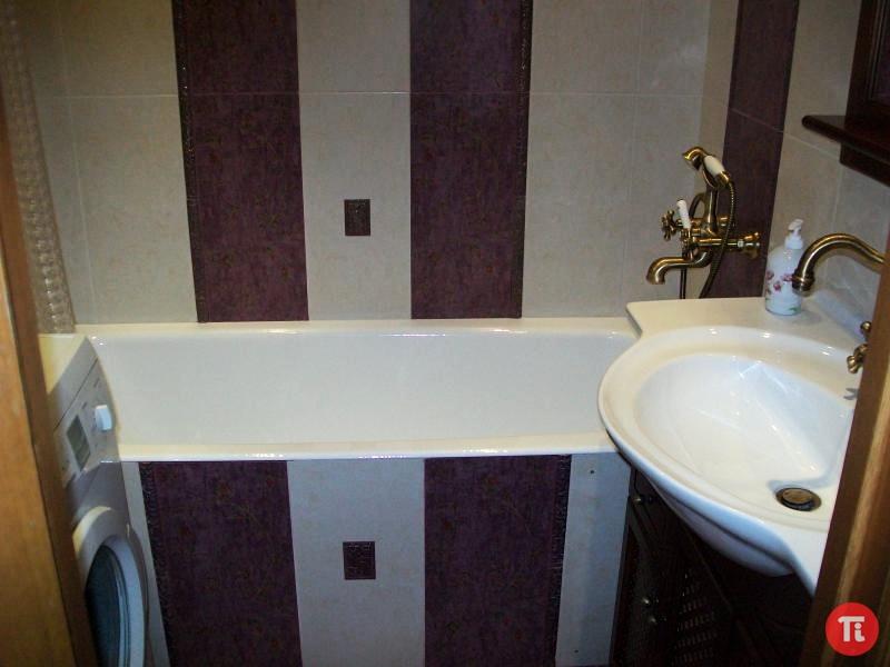 Дизайн ванной комнаты пластиковыми панелями с