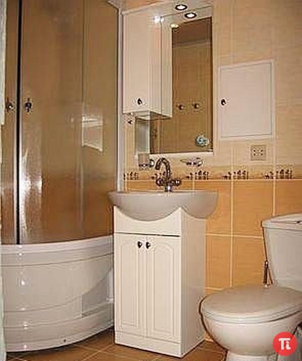 Ремонт ванных комнат и санузлов в Москве (Фото