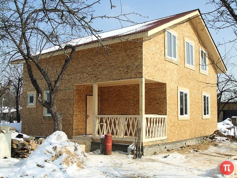 Каркасники в Пензе, строим каркасные дома