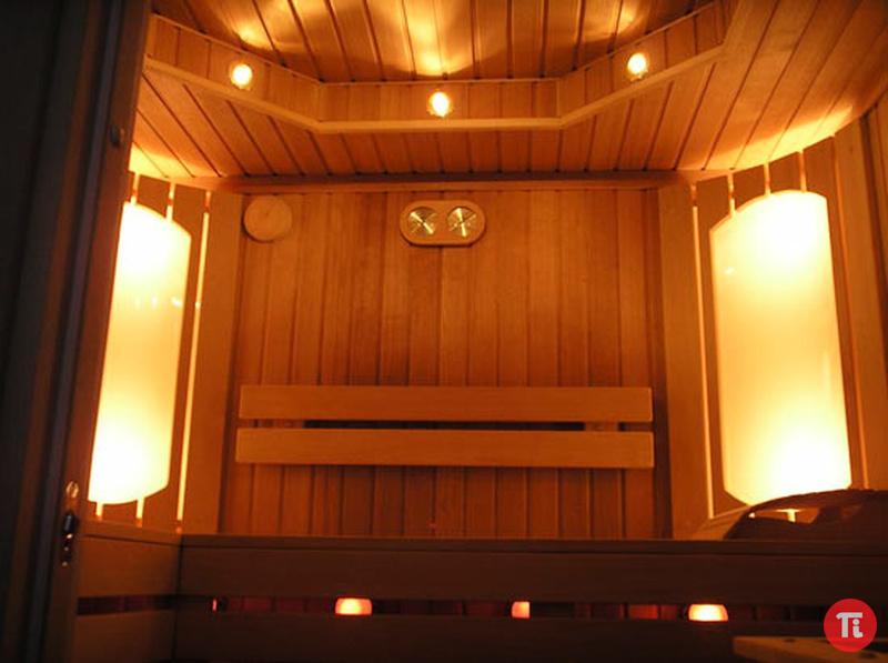 Светильник для бани светодиодный своими руками