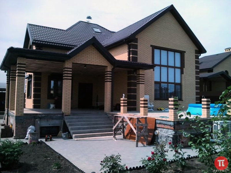 Строительство каменного дома