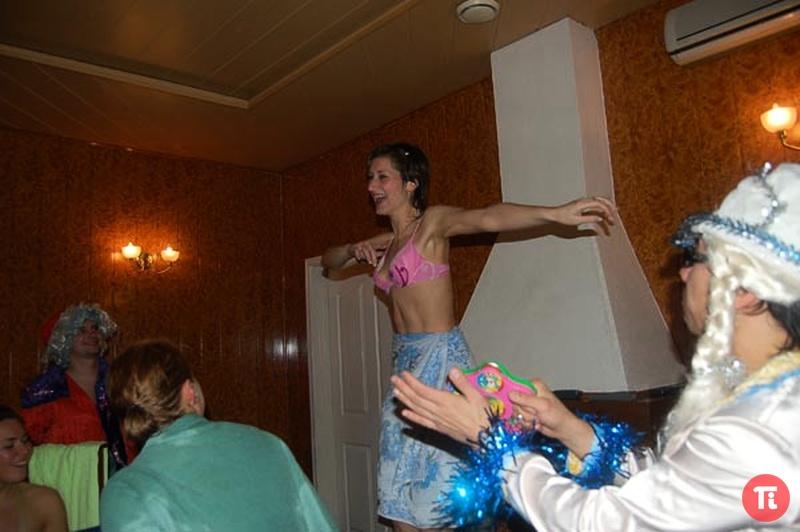 фото вечеринок в саунах