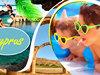 Кипр в мае! Занимаем места на пляже