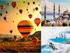 Турция! Богатейшая экскурсионная программа