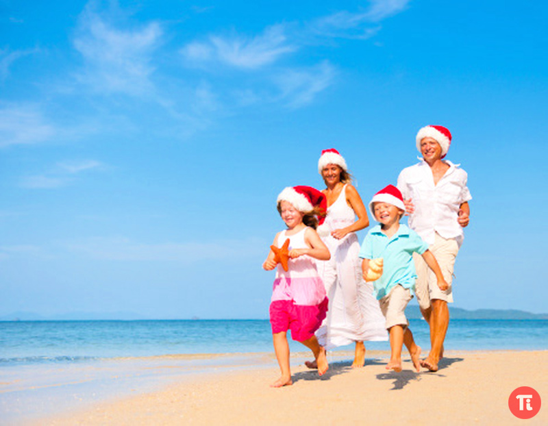 Relax with family and friends for Christmas lunch and enjoy a stress